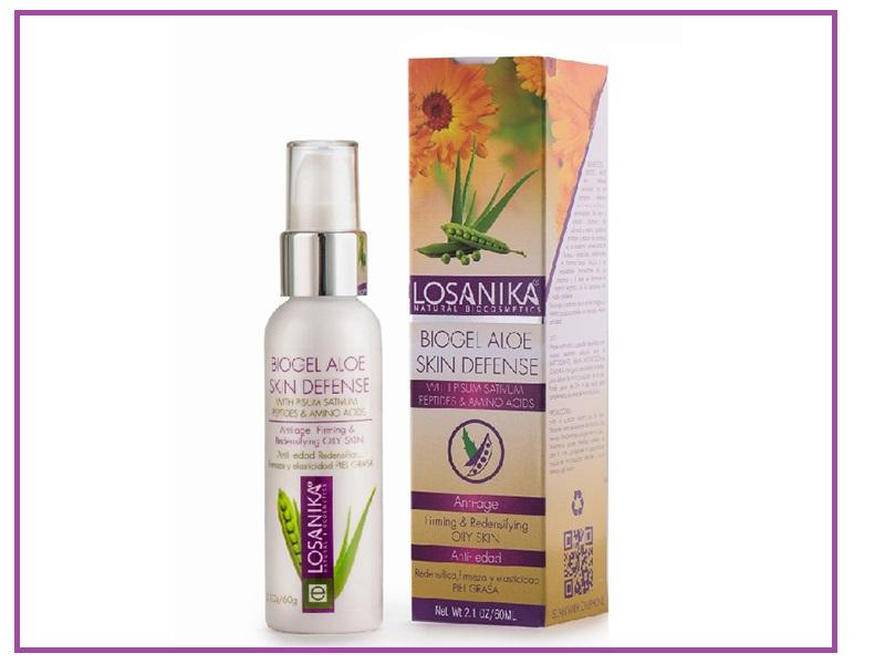 Biogel Aloe Skin Defense with Pisum Sativum