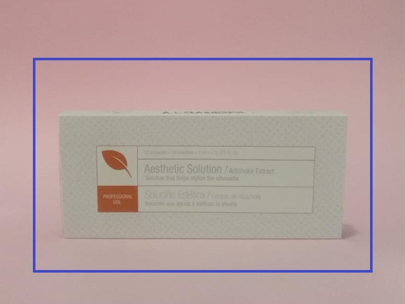 solución purificante ( alcachofa)