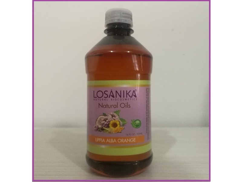 Aceite Lippia Alba Orange