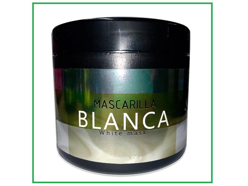 Mascarilla Blanca