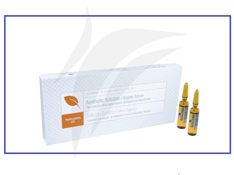 Solución restructurante (Silicio Orgánico)
